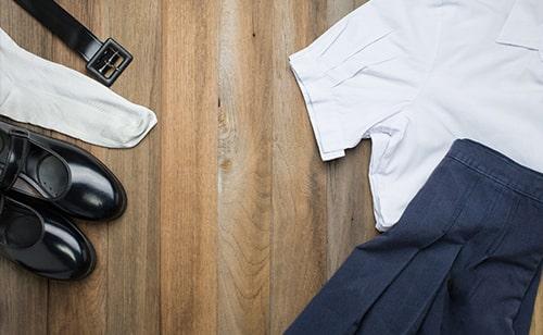 Uniforms by School